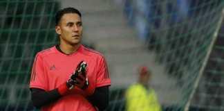 Berita Transfer, Manchester City, Real Madrid, Keylor Navas