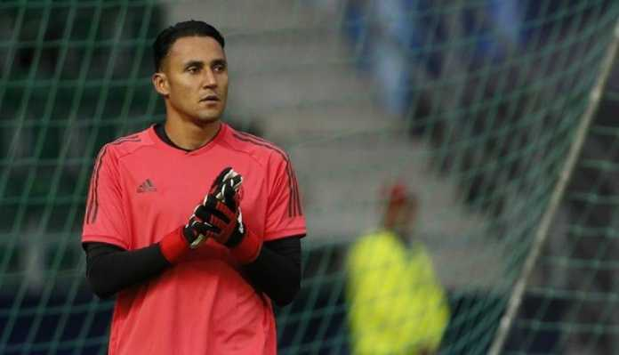 Berita Transfer, Manchester City, Real Madrid, Keylor Navas