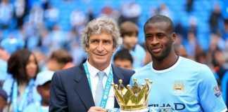 Berita Transfer, Manchester City, Yaya Toure