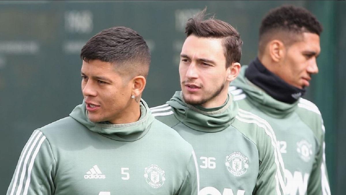 Jose Mourinho Pertahankan Dua Pemain Manchester United Ini