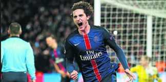 Berita Transfer, PSG, Barcelona, Adrien Rabiot