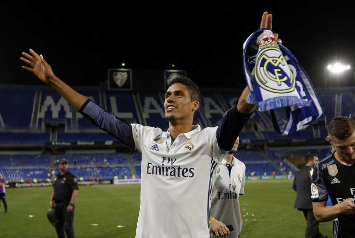 Berita Transfer, Raphael Varane, Real Madrid