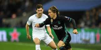 Berita Transfer, Real Madrid, Inter Milan, Luka Modric