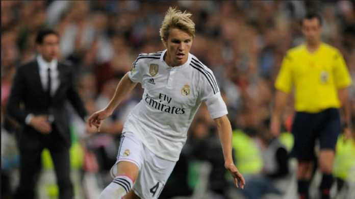 Berita Transfer, Real Madrid, Vitesse Arnhem, Martin Odegaard