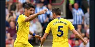 Chelsea, Jorginho, Liga Inggris