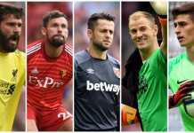 Daftar lengkap transfer Liga Inggris msuim 2018-2019