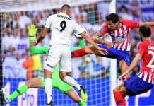 Gol, Karim Benzema, Real Madrid