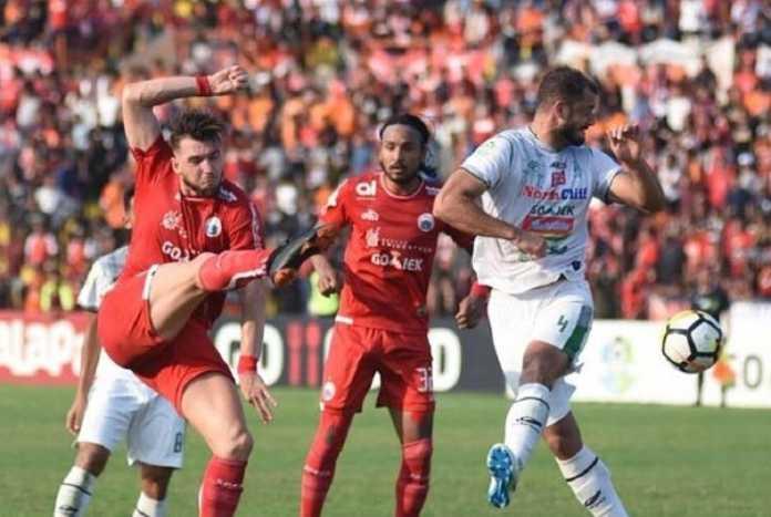 Hasil Bola, Persija Jakarta, PSMS Medan, Liga 1 Indonesia