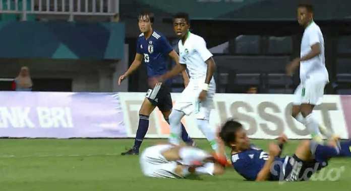 Hasil Bola, Timnas Arab Saudi, Timnas Jepang, Asian Games 2018