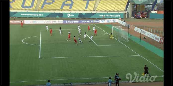 Hasil Asian Games 2018, China vs Timor Leste