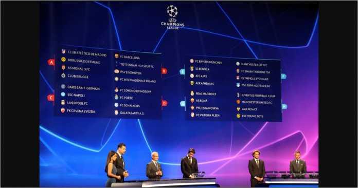Drawing Liga Champions Barcelona Dan Liverpool Dapat Grup Maut Gilabola Com