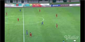 Hasil Hong Kong vs China Taipei