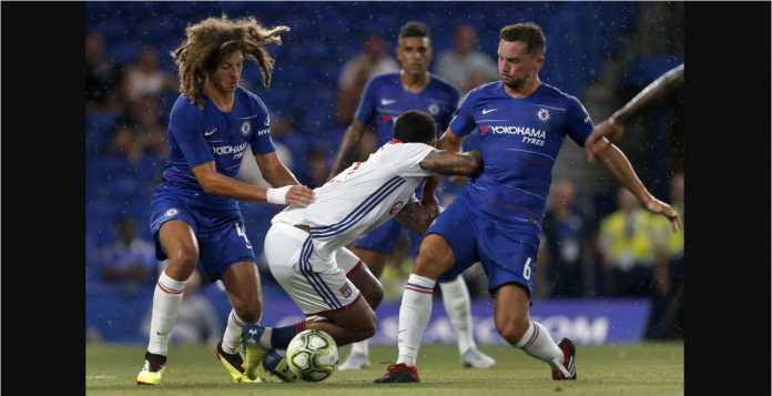 Hasil ICC 2018, Chelsea vs Lyon