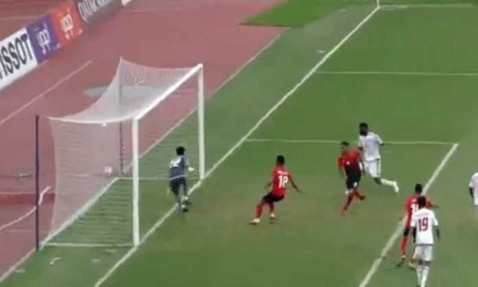 Hasil Indonesia vs Uni Emirat Arab Asian Games 2018