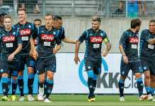 Hasil Lazio vs Napoli Liga Italia