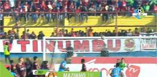 Hasil Liga 1, PSM Makassar vs Perseru Serui