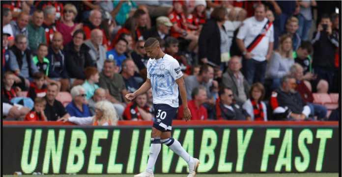 Hasil Liga Inggris, Bournemouth vs Everton