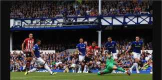 Hasil Liga Inggris, Everton vs Southampton