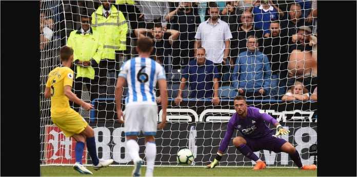 Hasil Liga Inggris, Huddersfield vs Chelsea