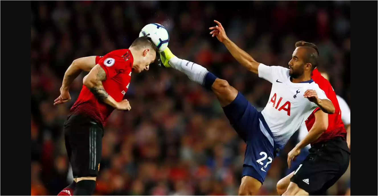 Hasil Manchester United Vs Tottenham Hotspur Skor Akhir 0 3