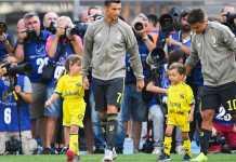 Hasil Liga Italia, Chievo vs Juventus, Cristiano Ronaldo