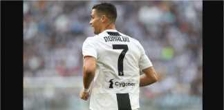 Hasil Liga Italia, Juventus vs Lazio, Cristiano Ronaldo