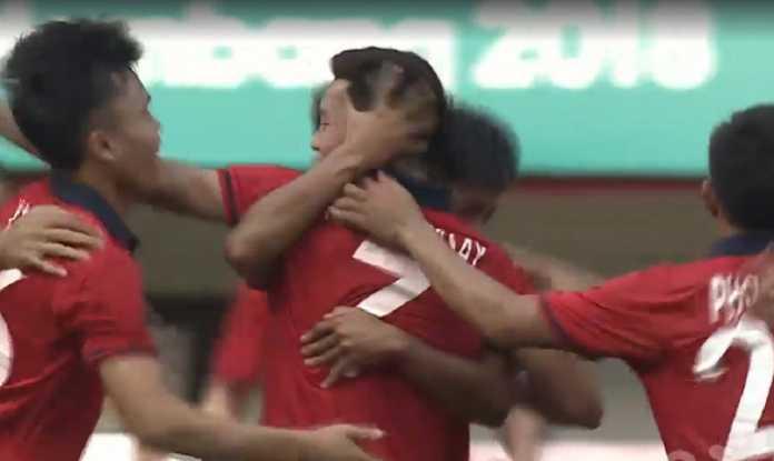 Hasil Palestina vs Laos, Sepakbola Asian Games 2018