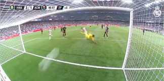 Hasil Real Madrid, Real Madrid vs AC Milan, Trofeo Bernabeu