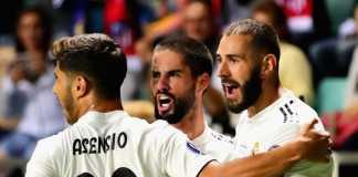 Hasil Real Madrid vs Atletico Madrid, Piala Super Eropa