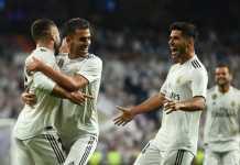 Hasil Real Madrid vs Getafe Liga Spanyol