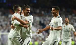 Hasil Real Madrid vs Getafe Liga Spanyol