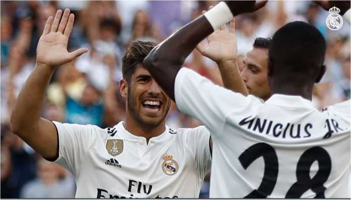 Cuplikan Gol Real Madrid vs Juventus, ICC 2018
