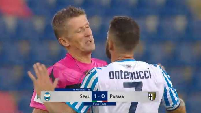 Hasil SPAL vs Parma, Liga Italia