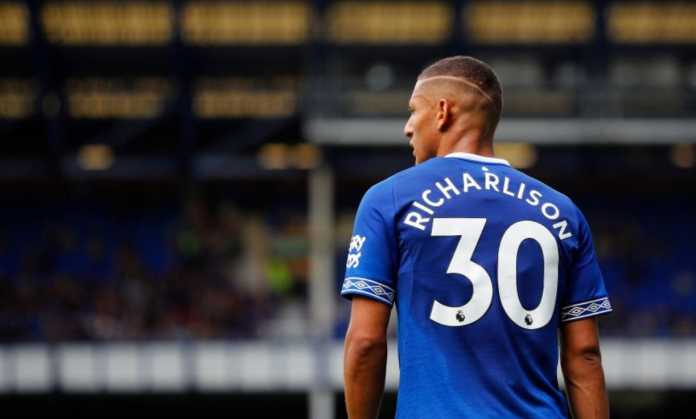 Hasil Wolverhampton Wanderers vs Everton, Hasil Liga Inggris, Richarlison
