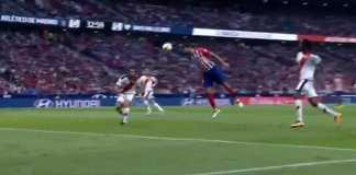 Hasil pertandingan Atletico Madrid vs Rayo Vallecano Liga Spanyol La Liga
