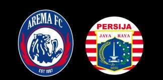 Prediksi Skor, Arema FC vs Persija Jakarta, Liga 1 Indonesia
