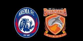 Prediksi Skor, Arema FC, Pusamania Borneo FC