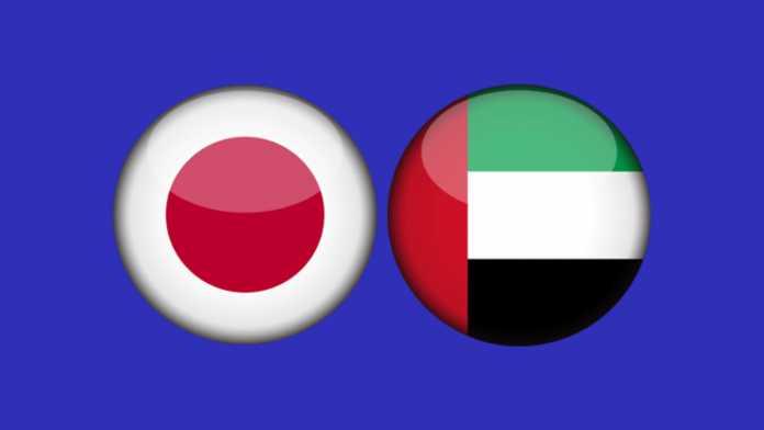 Hasil Asian Games 2018, Jepang vs Uni Emirat Arab