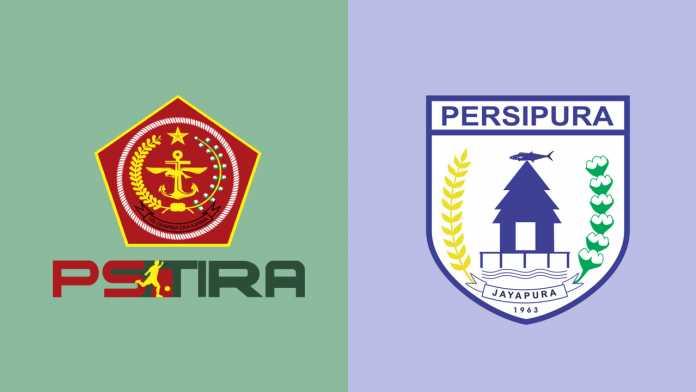 PS TIRA vs Persipura Jayapura