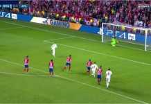 Penalti, Sergio Ramos