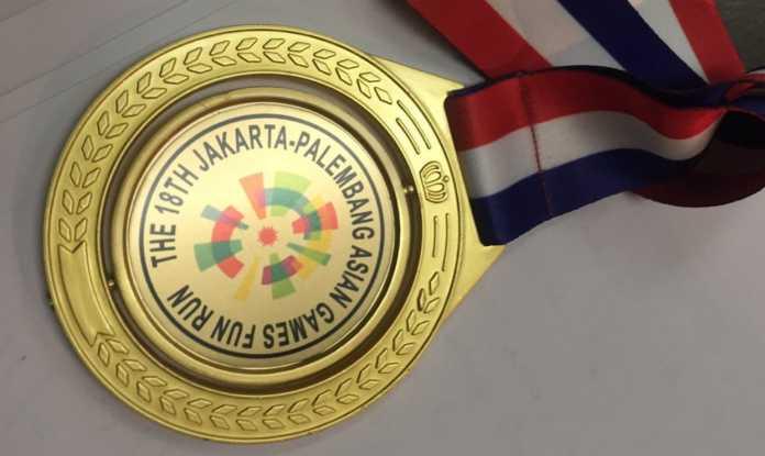 Perolehan Medali Asian Games Update 1 September 2018 ...