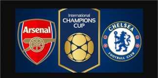 Prediksi Skor, ICC 2018, Arsenal vs Chelsea,