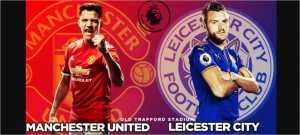 Prediksi Skor, Manchester United, Leicester City, Liga Inggris