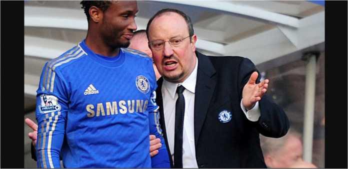 Rafa Benitez, Chelsea