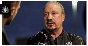 Rafa Benitez, Newcastle United