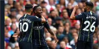 Raheem Sterling, Manchester City, Arsenal