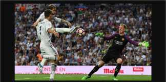 Real Madrid, Barcelona, Marc-Andre ter Stegen
