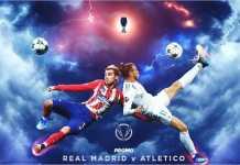Real Madrid, Atletico Madrid, Piala Super Eropa
