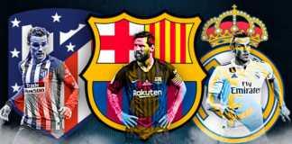 Tim Terbaik Liga Spanyol