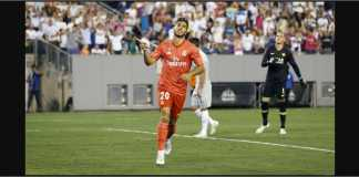 Video Highlights Cuplikan Gol Real Madrid vs AS Roma, ICC 2018